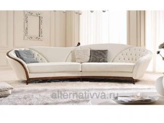 Диван для гостиной DAROM 13  - Мебельная фабрика «Alternativa Design», г. Самара