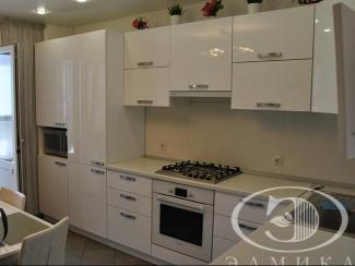 Кухонный гарнитур прямой 15 - Мебельная фабрика «Элмика»