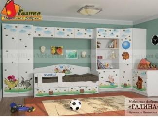 Детская Винни 3 - Мебельная фабрика «Галина»