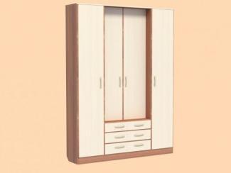 Шкаф 4-х дверный Суоми-1