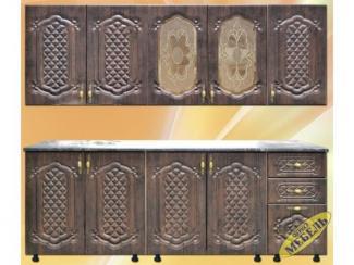 Кухня прямая 59 - Мебельная фабрика «Трио мебель»