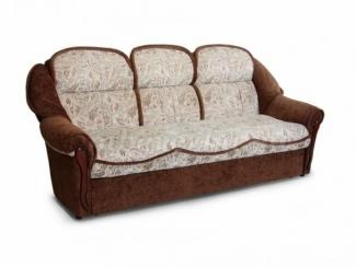 Прямой диван Барон - Мебельная фабрика «Березка»