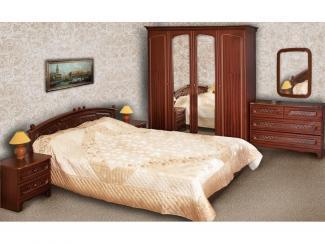 Спальный гарнитур «Нижегородец - 93» - Мебельная фабрика «Нижегородец»