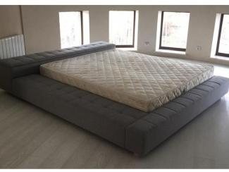 Двуспальная кровать - Мебельная фабрика «Furniture Design»