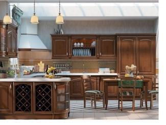 Кухонный гарнитур ИТ-5 - Мебельная фабрика «АКАМ»