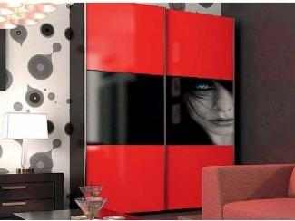 Шкаф-купе с фотопечатью  - Мебельная фабрика «Вита-мебель»