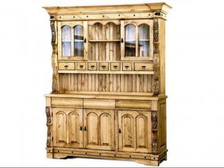 Буфет Викинг GL05/01 - Мебельная фабрика «Лидская мебельная фабрика»