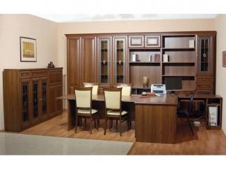 Мебель для кабинета Джулия - Мебельная фабрика «Ульяновскмебель (Эвита)»