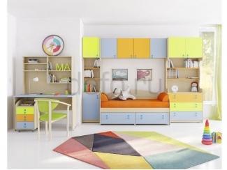 Детская Mia / Миа - Мебельная фабрика «Дэфо»
