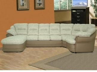 Модульный угловой диван Прадо  - Мебельная фабрика «Гранд мебель», г. Барнаул