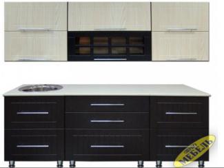 Кухня прямая 16 - Мебельная фабрика «Трио мебель»
