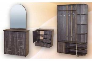 Прихожая Валенсия 2 - Мебельная фабрика «Уютный Дом»