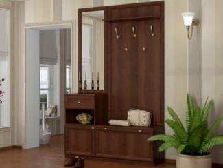 Прихожая Марта орех - Мебельная фабрика «Ясень»