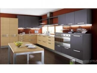 Угловая кухня Модерн 001 - Изготовление мебели на заказ «Ре-Форма»