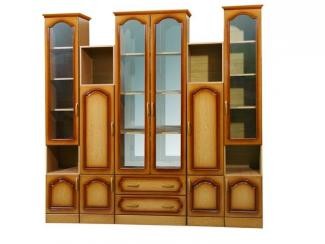 Гостиная стенка Розалия 05 - Мебельная фабрика «Гар-Мар»