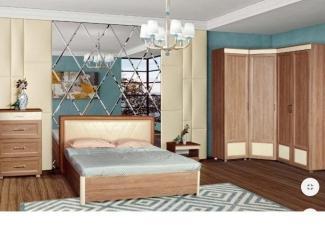 Спальный гарнитур Йорк - Мебельная фабрика «Яна»