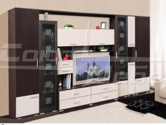 Гостиная стенка Статус Вудлайн - Мебельная фабрика «Союз-мебель»