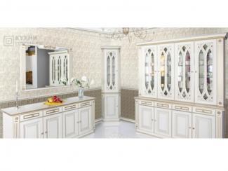 Гостиная Маргарет - Мебельная фабрика «Кухни Премьер»