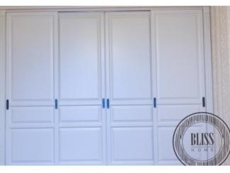 Большой белый шкаф - Мебельная фабрика «Blessed-Home»