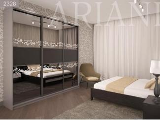Зеркальный шкаф-купе  - Мебельная фабрика «Ариани»