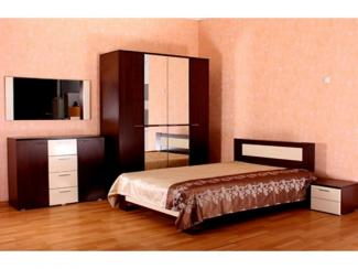 Спальный гарнитур Валенсия - Мебельная фабрика «Мебель плюс»