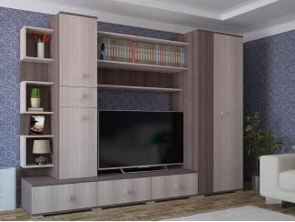 Гостиная Аризона 4 - Мебельная фабрика «Центр мебели Интерлиния»