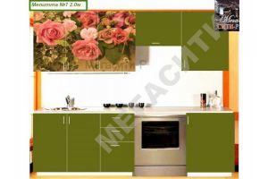 Кухня Мелитта 7 - Мебельная фабрика «Мега Сити-Р»