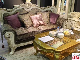 Мебельная выставка Краснодар: Гостиная мебель - Импортёр мебели «Анна Потапова», г. Ростов-на-Дону