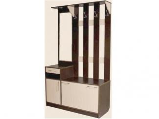 Вешалка с зеркалом София секция 14 - Мебельная фабрика «Салават стиль»