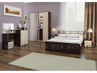 Спальный гарнитур Саломея - Мебельная фабрика «BTS»