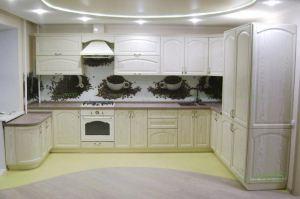 Кухонный гарнитур Форма 1 - Мебельная фабрика «Райские Кухни»