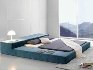 Опак Стильная Кровать - Мебельная фабрика «Defy Mebel»