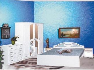 Спальный гарнитур «Белоснежка»