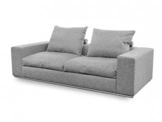 Серый диван George  - Мебельная фабрика «8 звёзд (Ottostelle)», г. Москва