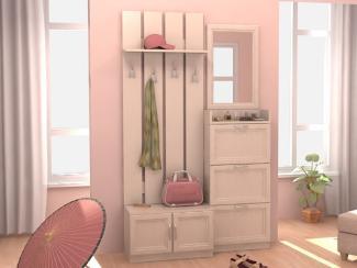 Прихожая вариант 1 - Мебельная фабрика «Уют сервис»