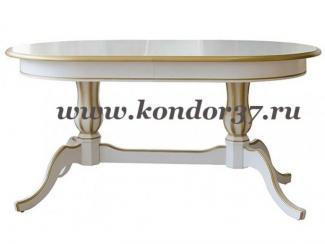 Стол Верди овальный - Мебельная фабрика «Кондор»