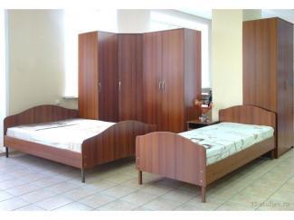 Спальный гарнитур Семейный - Мебельная фабрика «12 стульев»