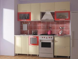 Кухня Техно 1,6м - Мебельная фабрика «Артмебелитт»