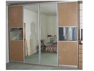 Вместительный шкаф-купе  - Мебельная фабрика «Перспектива»