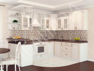 Кухня Патина Архитектурная - Мебельная фабрика «Мелиада»