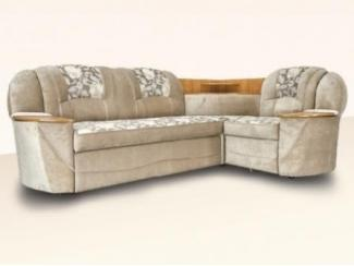 Угловой тканевый диван Антарес - Мебельная фабрика «Димир»