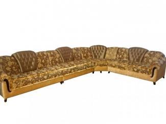 Угловой диван Лувр - Мебельная фабрика «Джамбек-мебель»