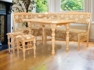 Кухонный уголок Саша 97 - Мебельная фабрика «Алина-мебель»