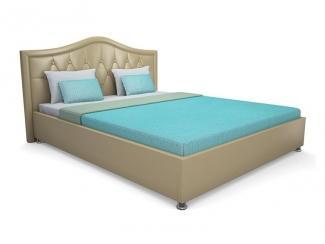 Кровать мягкая  с подъемным механизмом Виза 03 - Мебельная фабрика «Виза»