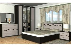 Спальный гарнитур Сакура 1 - Мебельная фабрика «Стелла», г. Пенза