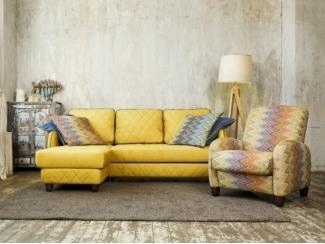 Угловой диван Лаки и Рица - Мебельная фабрика «Anderssen»