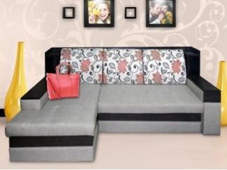 Тканевый угловой диван Корона 7 - Мебельная фабрика «Корона», г. Ульяновск