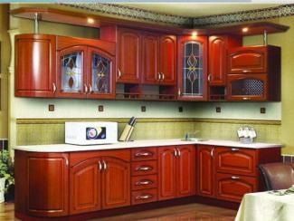 кухня угловая Кармина - Мебельная фабрика «Регина»