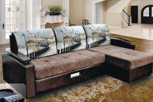 диван угловой «Катрина 6» - Мебельная фабрика «Категория», г. Ульяновск