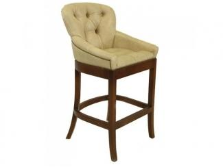 Мягкий барный стул 2